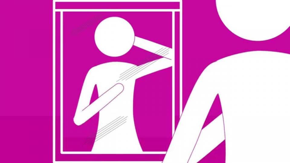 Самообследование на рак груди